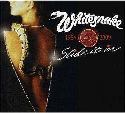 Whitesnake - Slide It In (25th Anniversary Expanded Edition, CD + DVD)