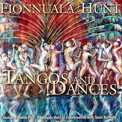Fionnuala Hunt - Tangos And Dances (CD + DVD)