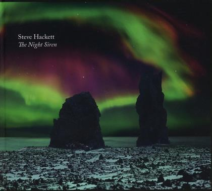 Steve Hackett - Night Siren (Deluxe Edition, CD + Blu-ray)