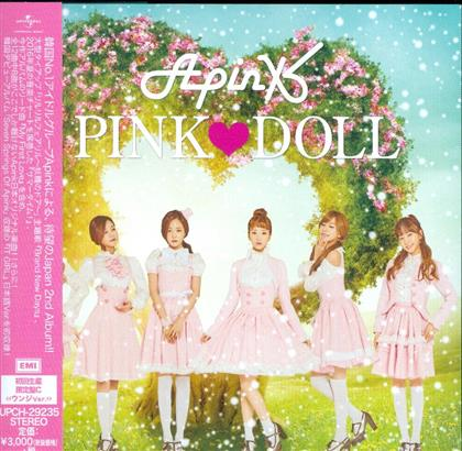 Apink (K-Pop) - Pink Doll (Limited Edition)