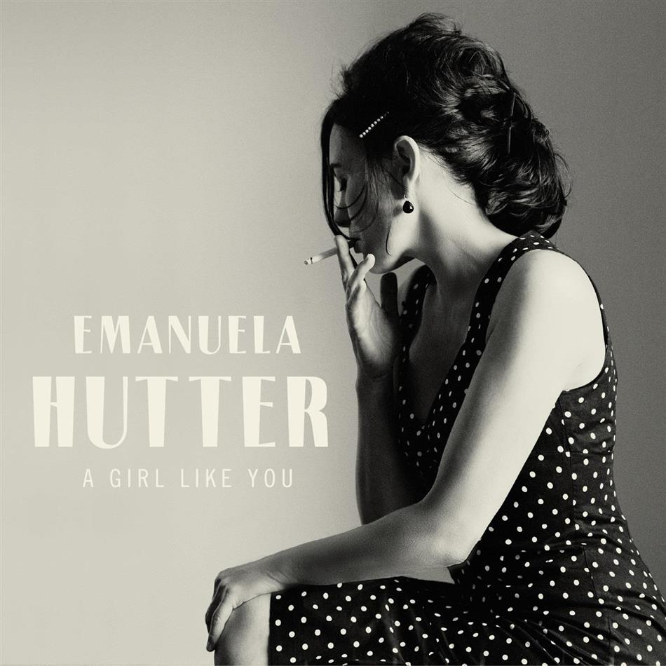 Emanuela Hutter (Hillbilly Moon Explosion, The) - A Girl Like You