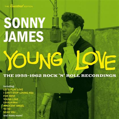 Sonny James - Young Love (Remastered)