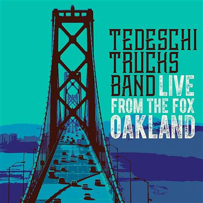 Tedeschi Trucks Band - Live From The Fox Oakland (Limited Edition, 2 CDs + Blu-ray)
