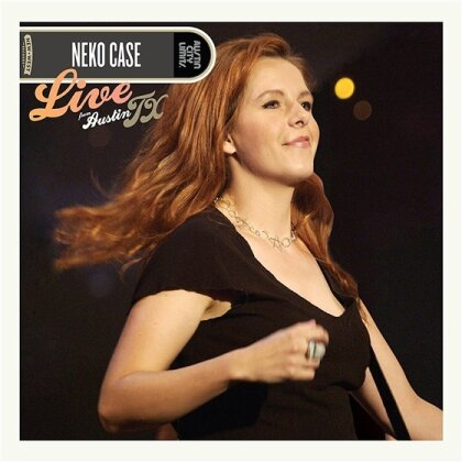 Neko Case - Live From Austin TX (CD + DVD)