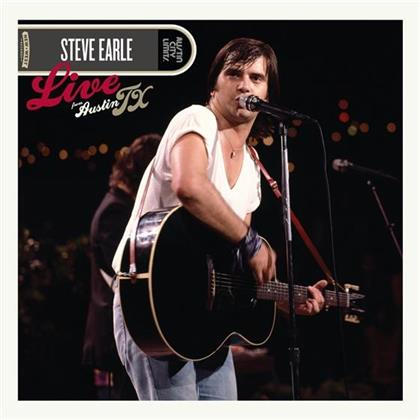 Steve Earle - Live From Austin TX (CD + DVD)