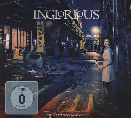 Inglorious - II (Deluxe Edition, CD + DVD)