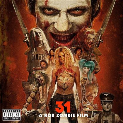 Rob Zombie - 31 - OST (LP)