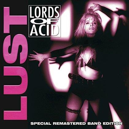 Lords Of Acid - Lust (Remastered, LP)