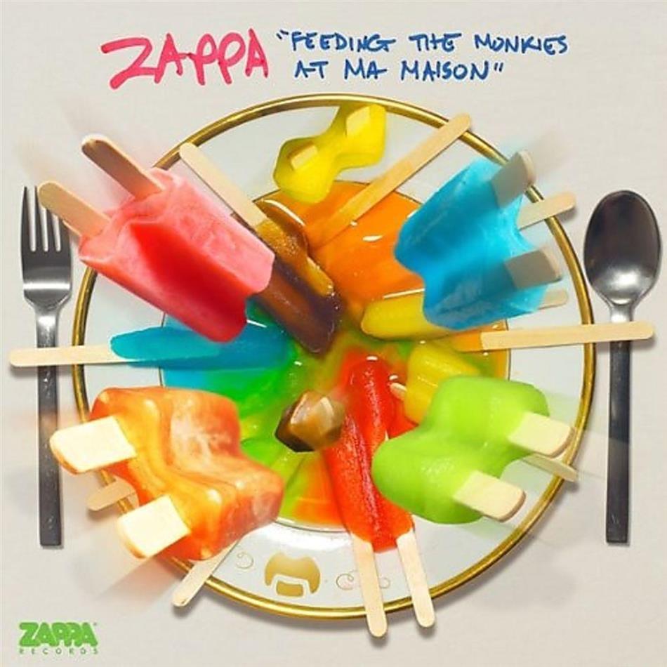 Feeding The Monkies At Ma Maison Von Frank Zappa Cede Ch