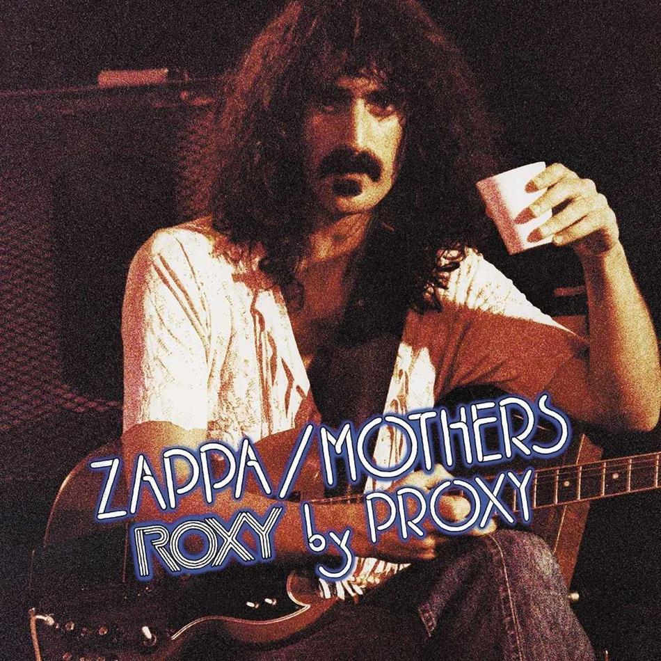 Roxy By Proxy Von Frank Zappa Cede Ch