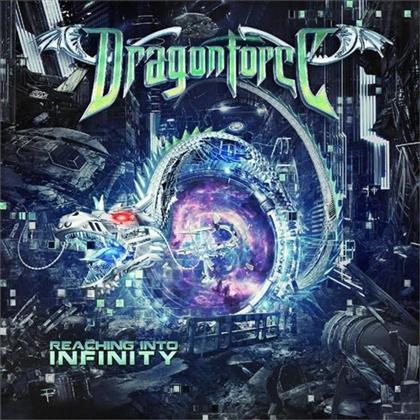 Dragonforce - Reaching Into Infinity (Deluxe Edition, CD + DVD)