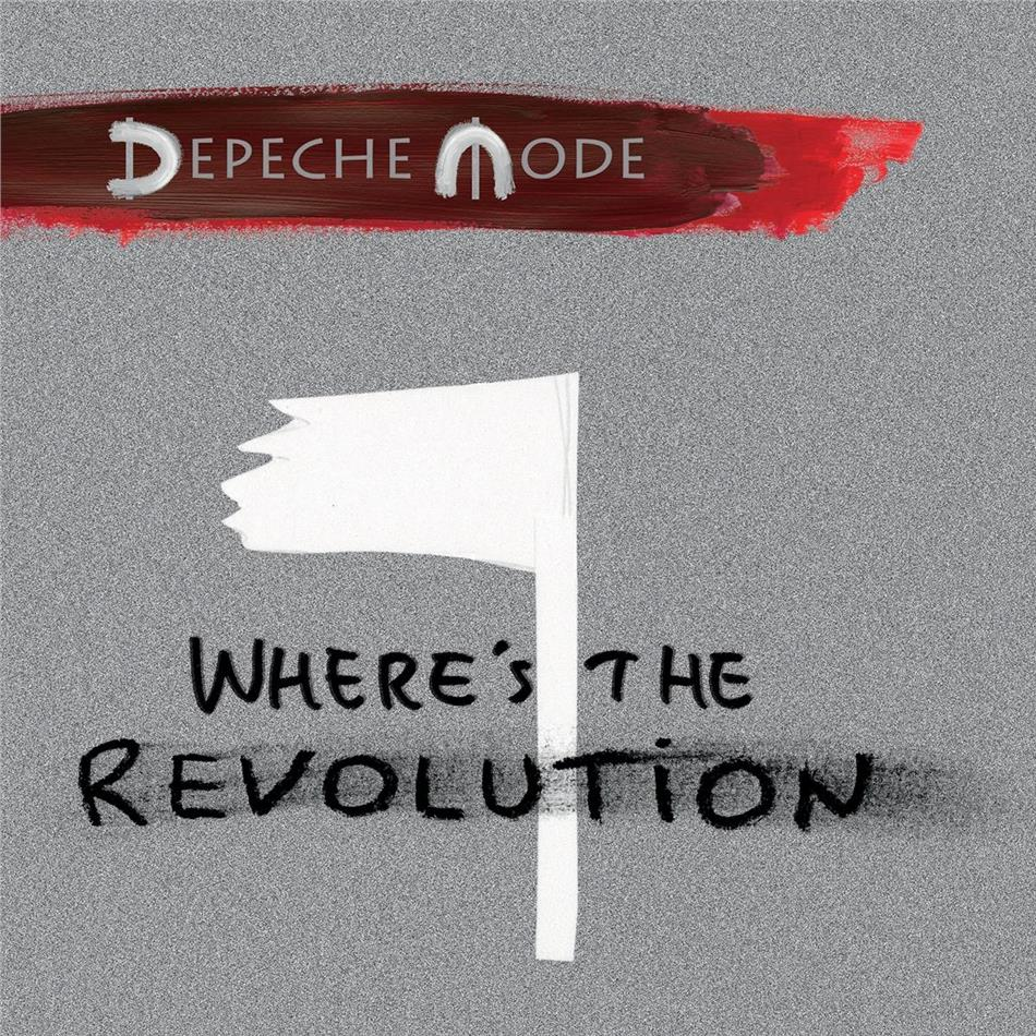 "Depeche Mode - Where's The Revolution - Remixes (2 12"" Maxis)"