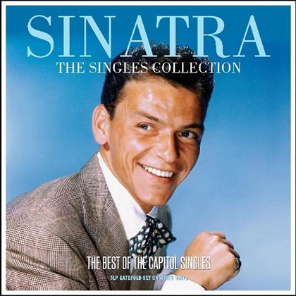 Frank Sinatra - Singles Collection - White Vinyl (Colored, 3 LPs)