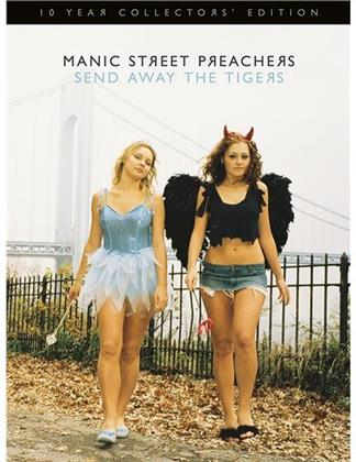 Manic Street Preachers - Send Away The Tigers (Collector's Edition, 2 CDs + DVD)