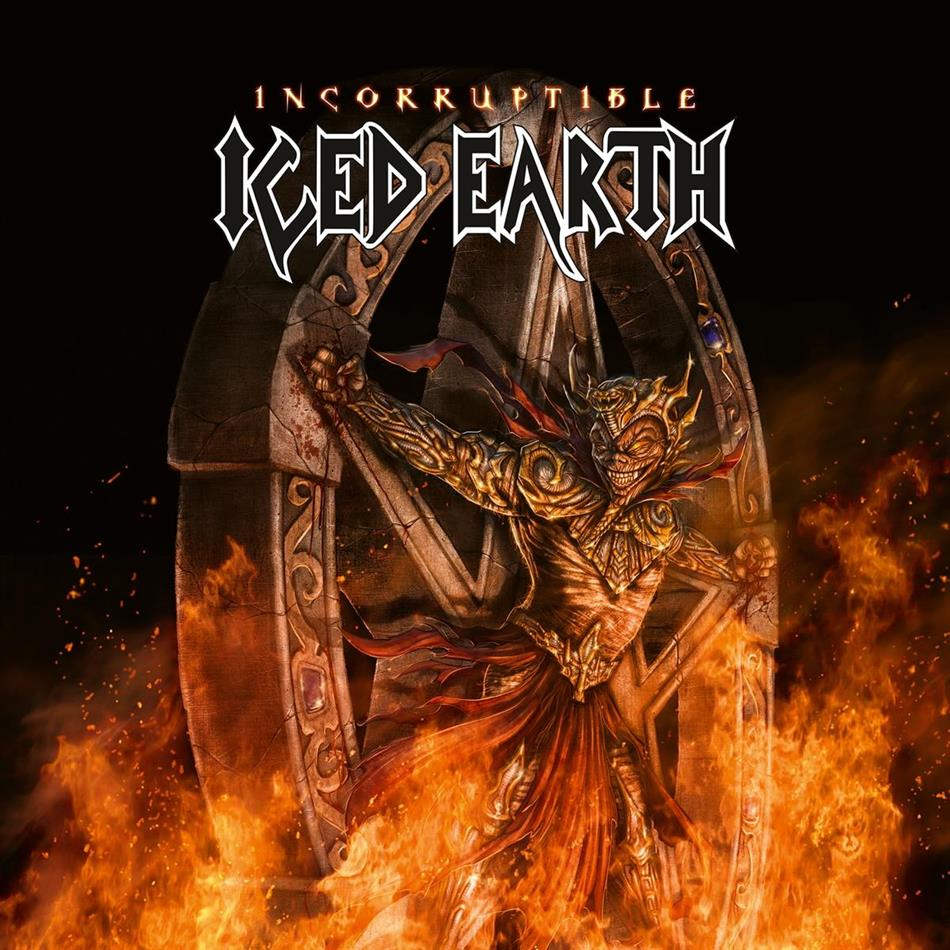 Iced Earth - Incorruptible - Gatefold (2 LPs)