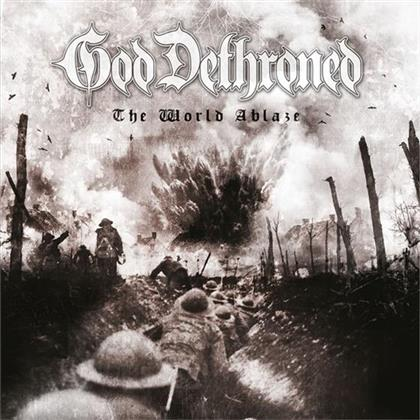 God Dethroned - World's Ablaze (Deluxe Edition, CD + DVD)