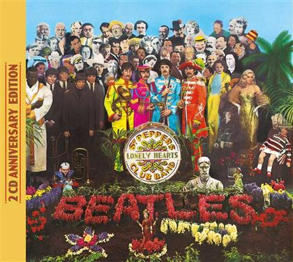 The Beatles - Sgt. Pepper's Lonely Hearts Club Band (50th Anniversary Edition, 2 CDs)