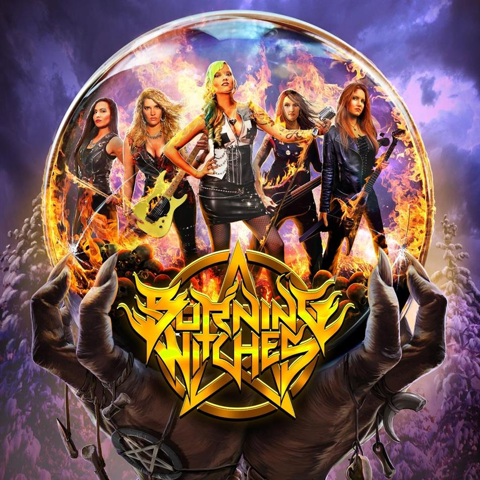 Burning Witches - ---