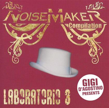 Gigi D'Agostino - Laboratorio Vol. 3