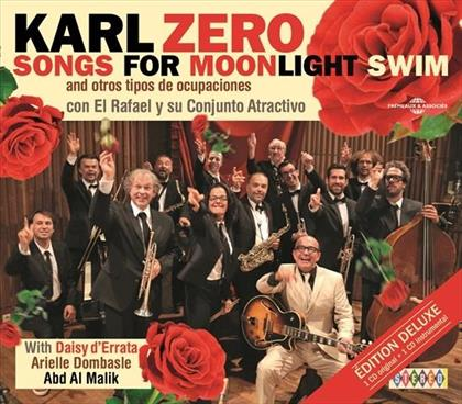 Karl Zero & Abd Al Malik - Songs for Moonlight Swim And Otros Tipos De Ocupaciones (Deluxe Edition, 2 CDs)