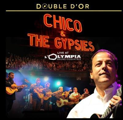 Chico & Les Gypsies (Gipsy Kings) - Double D'Or Live À L'Olympia (CD + DVD)