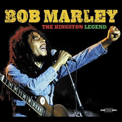 Bob Marley - The Kingston Legend (4 CDs + DVD)