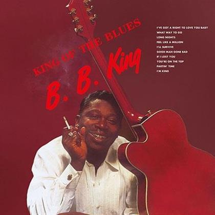 B.B. King - King Of The Blues - DOL (LP)