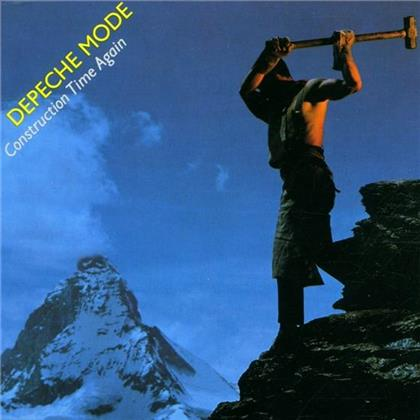 Depeche Mode - Construction Time Again - Rhino Reissue (Remastered)