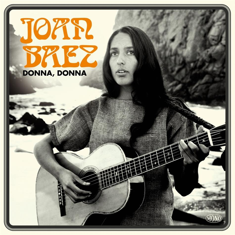 Joan Baez - Donna, Donna (Remastered, LP)