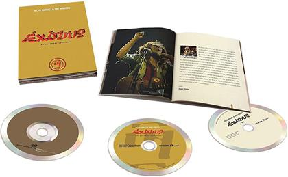 Bob Marley - Exodus 40 (Limited Edition, 3 CDs)