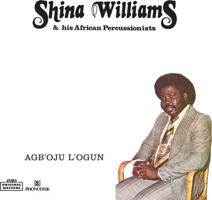 "Shina Williams & His African Percussions - Agboju Logun (12"" Maxi)"