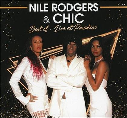 Nile Rodgers & Chic - Best Of - Live In Paris (CD + DVD)