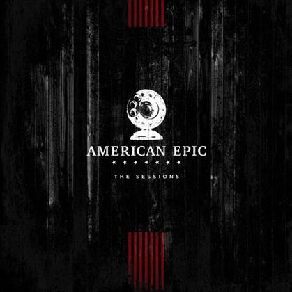American Epic: The Sessions - OST (3 LPs)