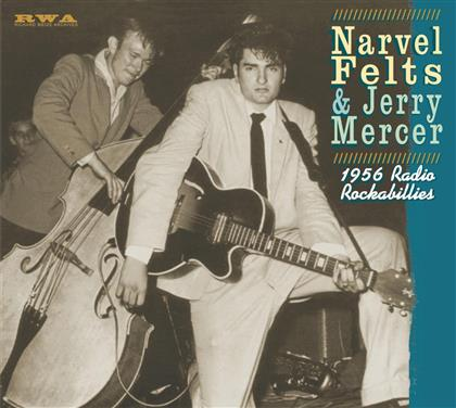 Narvel Felts - 1956 Radio Rockabillies
