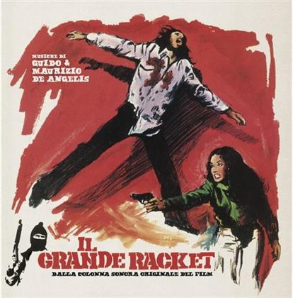 Guido De Angelis & Maurizio De Angelis - Il Grande Racket - OST (Gatefold Edition, Limited Edition, LP)