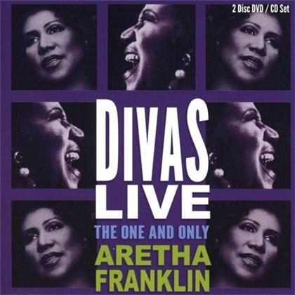 Aretha Franklin - Divas Live (Deluxe Edition, CD + DVD)