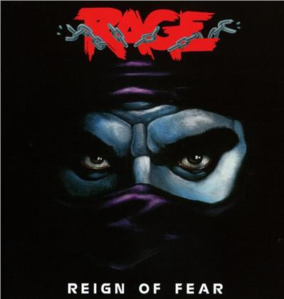The Rage - Reign Of Fear - Re-Release (2 CDs)