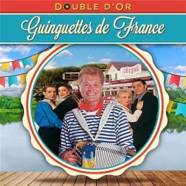 Guinguettes de France - Various - Double d'Or (CD + DVD)