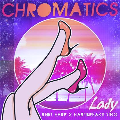 Chromatics - Lady (LP)