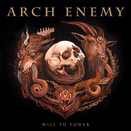Arch Enemy - Will To Power (LP + CD)