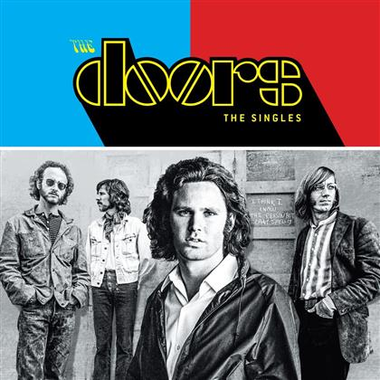 The Doors - The Singles (Deluxe Edition, 2 CDs + Blu-ray)