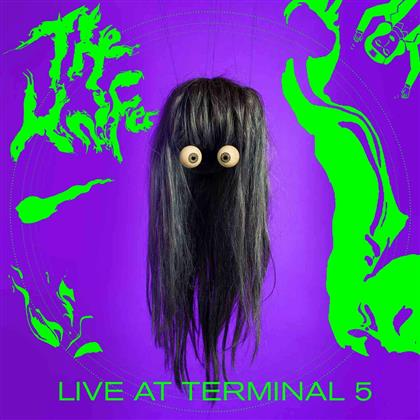 The Knife - Live At Terminal 5 (2 LPs + CD + DVD)