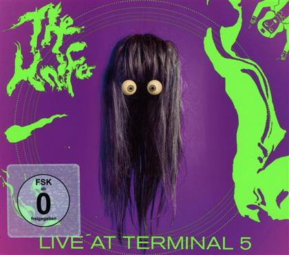 The Knife - Live At Terminal 5 (CD + DVD)