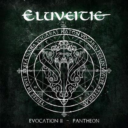 Eluveitie - Evocation II: Pantheon (Limited Edition, 2 CDs)