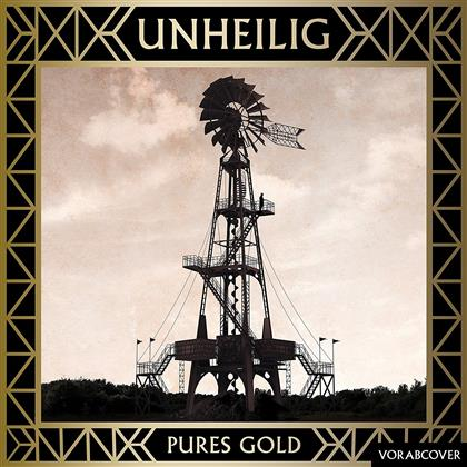 Unheilig - Best Of Vol.2 - Rares Gold - Limited Deluxe Fan-Edition (2 CDs + DVD + Blu-ray)