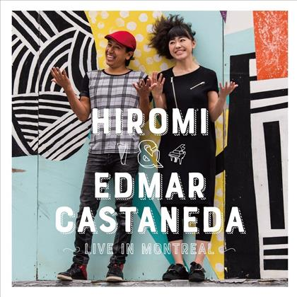 Hiromi (Uehara) & Edmar Castaneda - Live In Montreal (Limited Edition, CD + DVD)