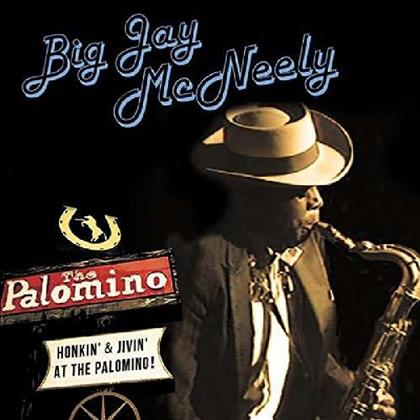 Big Jay McNeely - Honkin' & Palomino (CD + DVD)