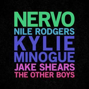 Nervo feat. Kylie Minogue feat. Nile Rodgers feat. Jake Shears (Scissor Sisters) - The Other Boys (LP)