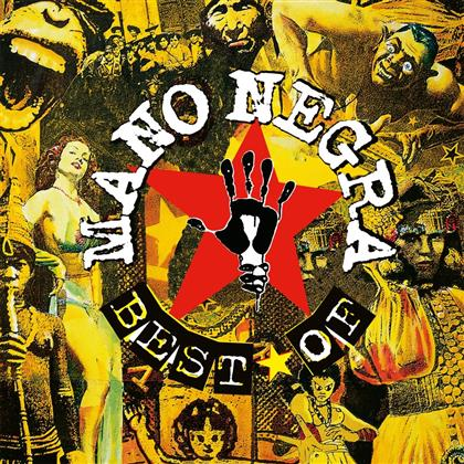 Mano Negra - Best Of - Because Music