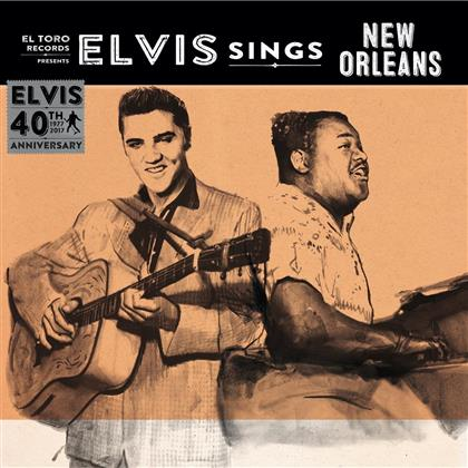 "Elvis Presley - Sings New Orleans (12"" Maxi)"